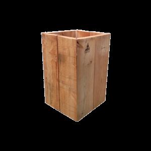 Socle en bois